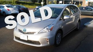 2014 Toyota Prius v Three East Haven, CT