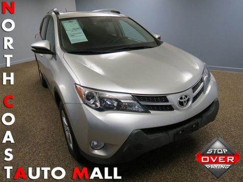 2014 Toyota RAV4 XLE in Akron, OH