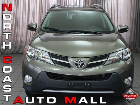 2014 Toyota RAV4 XLE in Akron, OH