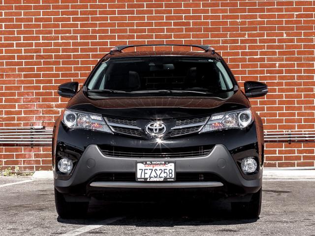 2014 Toyota RAV4 Limited Burbank, CA 1