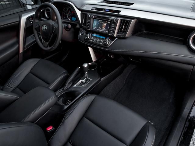 2014 Toyota RAV4 Limited Burbank, CA 20