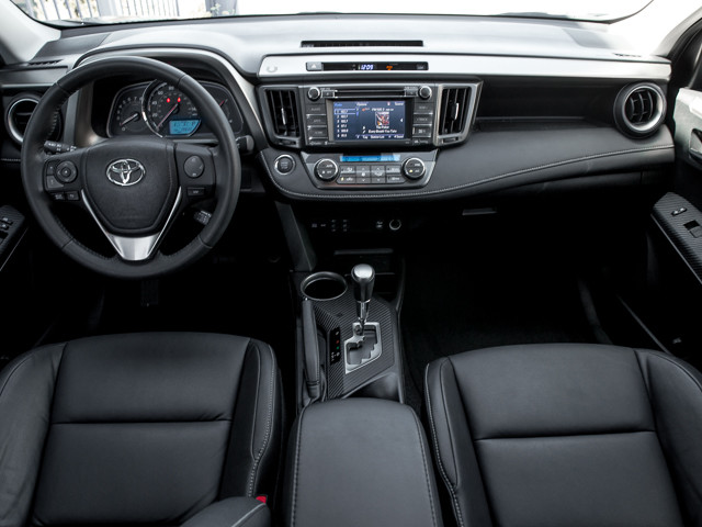 2014 Toyota RAV4 Limited Burbank, CA 23