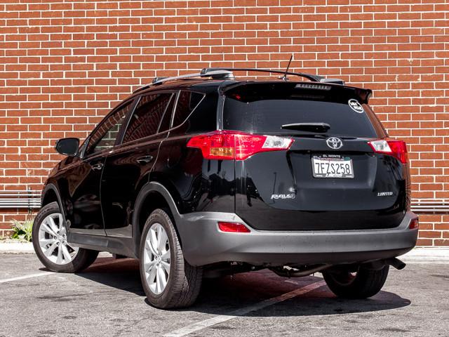 2014 Toyota RAV4 Limited Burbank, CA 3