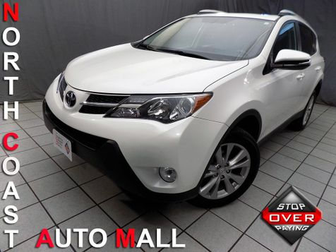 2014 Toyota RAV4 Limited in Cleveland, Ohio