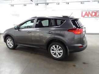 2014 Toyota RAV4 Limited Little Rock, Arkansas 4