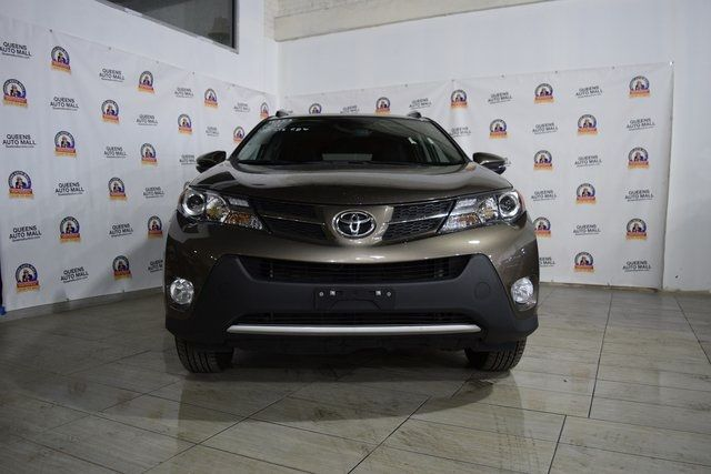 2014 Toyota RAV4 Limited Richmond Hill, New York 1