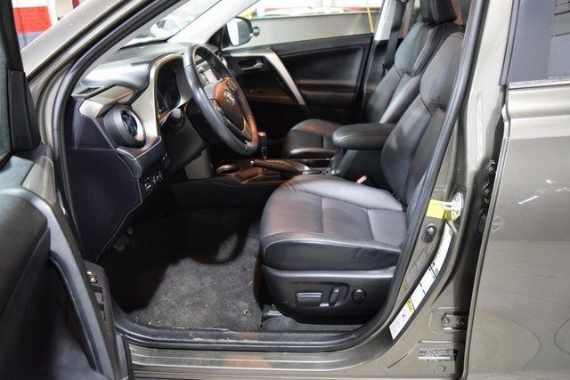 2014 Toyota RAV4 Limited Richmond Hill, New York 11