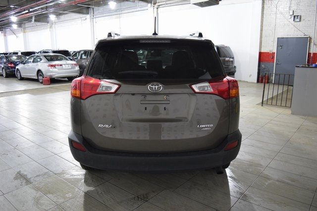 2014 Toyota RAV4 Limited Richmond Hill, New York 4