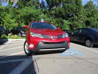2014 Toyota RAV4 XLE. NAVIGATION SEFFNER, Florida 8