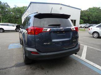 2014 Toyota RAV4 Limited. NAVI. LTHR. SUNRF. PUSH STRT SEFFNER, Florida 11