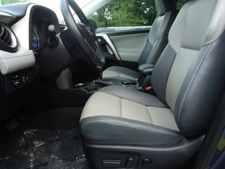 2014 Toyota RAV4 Limited. NAVI. LTHR. SUNRF. PUSH STRT SEFFNER, Florida 14
