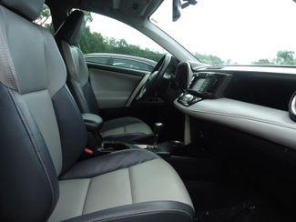 2014 Toyota RAV4 Limited. NAVI. LTHR. SUNRF. PUSH STRT SEFFNER, Florida 16