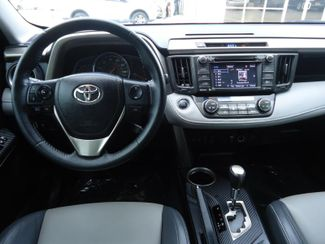 2014 Toyota RAV4 Limited. NAVI. LTHR. SUNRF. PUSH STRT SEFFNER, Florida 23