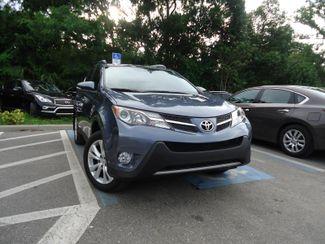 2014 Toyota RAV4 Limited. NAVI. LTHR. SUNRF. PUSH STRT SEFFNER, Florida 8