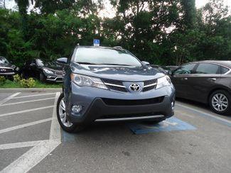 2014 Toyota RAV4 Limited. NAVI. LTHR. SUNRF. PUSH STRT SEFFNER, Florida 9