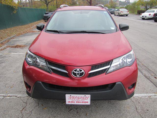 2014 Toyota RAV4 LE St. Louis, Missouri 1