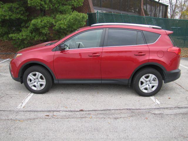 2014 Toyota RAV4 LE St. Louis, Missouri 3