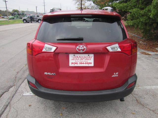 2014 Toyota RAV4 LE St. Louis, Missouri 5