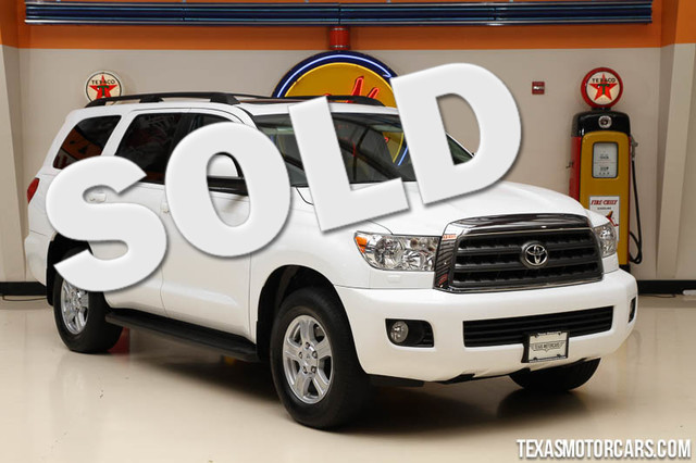 2014 Toyota Sequoia SR5 This Carfax 1-Owner 2014 Toyota Sequoia SR5 is in great shape with only 31