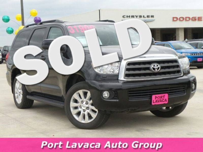 2014 Toyota Sequoia SR5   Texas  Victoria Certified  in , Texas