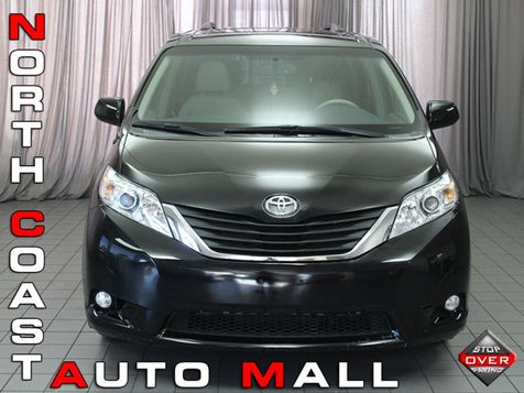 2014 Toyota Sienna 5dr 7-Passenger Van V6 XLE AWD in Akron, OH