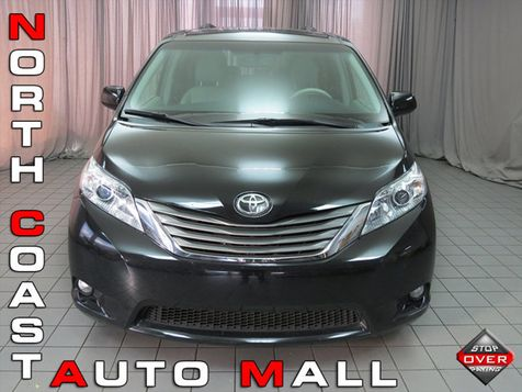 2014 Toyota Sienna 5dr 8-Passenger Van V6 XLE FWD in Akron, OH