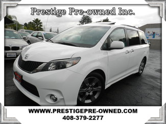 2014 Toyota Sienna in Campbell California