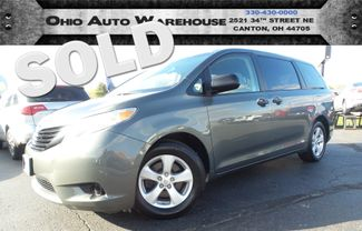 2014 Toyota Sienna 29K LOW MILES 1-Owner Can Carfax We Finance | Canton, Ohio | Ohio Auto Warehouse LLC in  Ohio