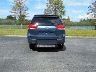 2014 Toyota Sienna Le Handicap Van Pinellas Park, Florida 4