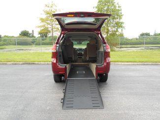 2014 Toyota Sienna Limited Xle Handicap Van Pinellas Park, Florida