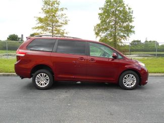 2014 Toyota Sienna Limited Xle Handicap Van Pinellas Park, Florida 2