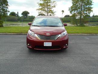2014 Toyota Sienna Limited Xle Handicap Van Pinellas Park, Florida 3