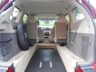 2014 Toyota Sienna Limited Xle Handicap Van Pinellas Park, Florida 5