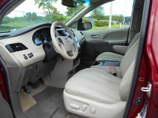 2014 Toyota Sienna Limited Xle Handicap Van Pinellas Park, Florida 7