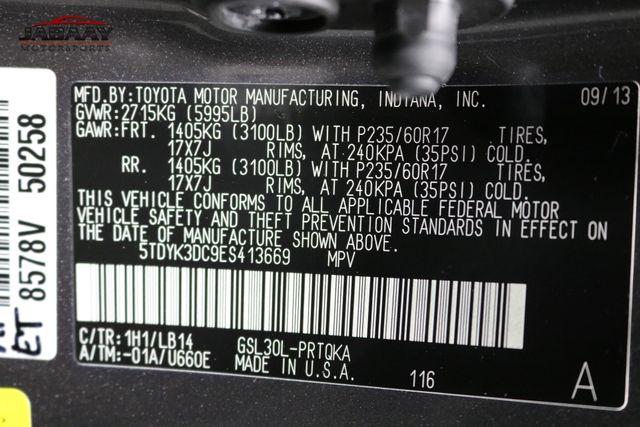 2014 Toyota Sienna XLE Merrillville, Indiana 50