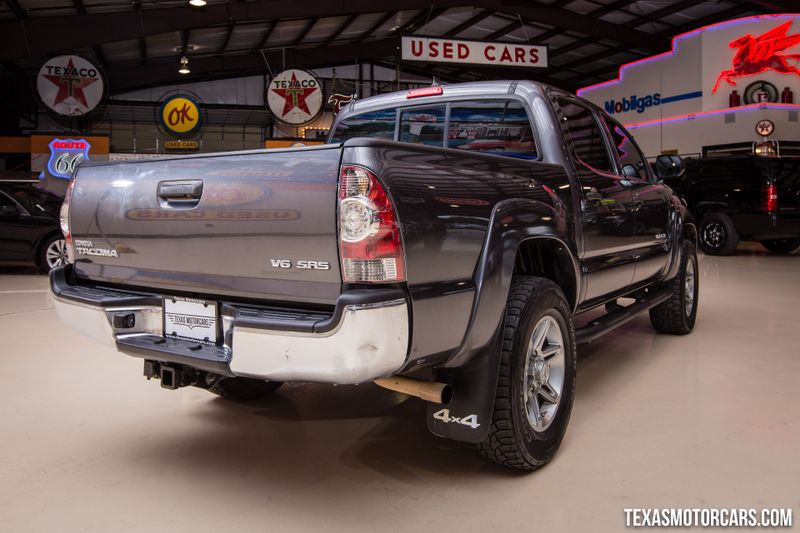 2014 Toyota Tacoma 4X4   in Addison, Texas