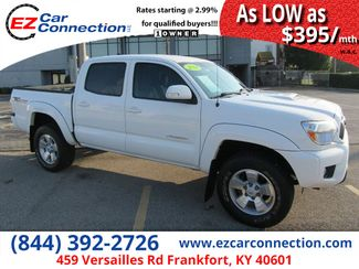 2014 Toyota Tacoma DOUBLE CAB | Frankfort, KY | Ez Car Connection-Frankfort in Frankfort KY