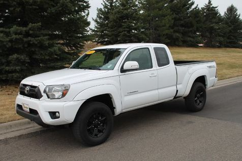 2014 Toyota Tacoma Access Cab V6 5AT 4WD in Great Falls, MT