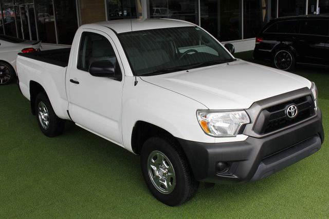 2014 Toyota Tacoma REG CAB RWD - 1 OWNER - WINDOW STICKER! Mooresville , NC 19