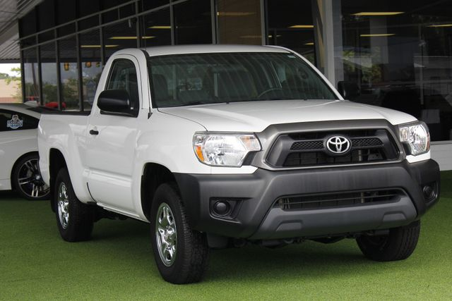 2014 Toyota Tacoma REG CAB RWD - 1 OWNER - WINDOW STICKER! Mooresville , NC 23