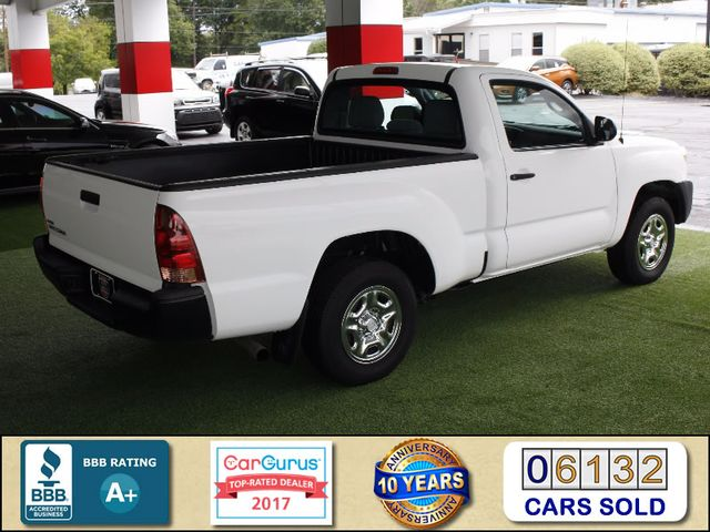 2014 Toyota Tacoma REG CAB RWD - 1 OWNER - WINDOW STICKER! Mooresville , NC 2