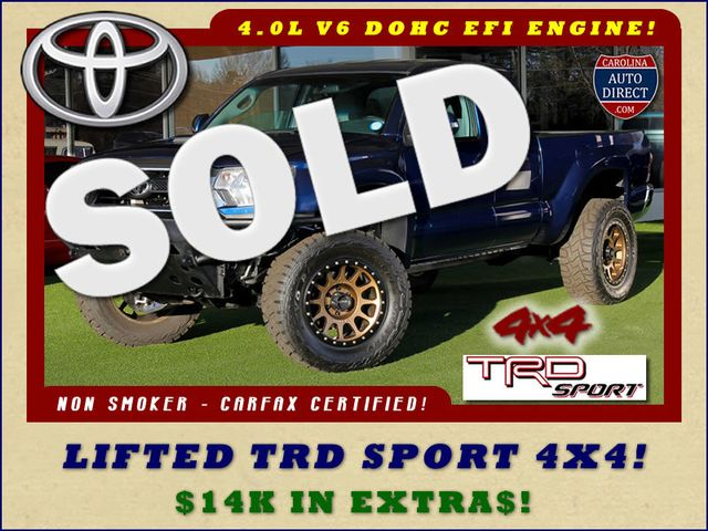2014 Toyota Tacoma TRD SPORT Access Cab 4x4 - LIFTED - $14K EXTRA$! Mooresville , NC 0
