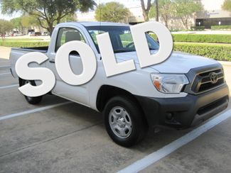 2014 Toyota Tacoma Reg Cab Automatic, 1 Owner, X/Nice, Must See Plano, Texas