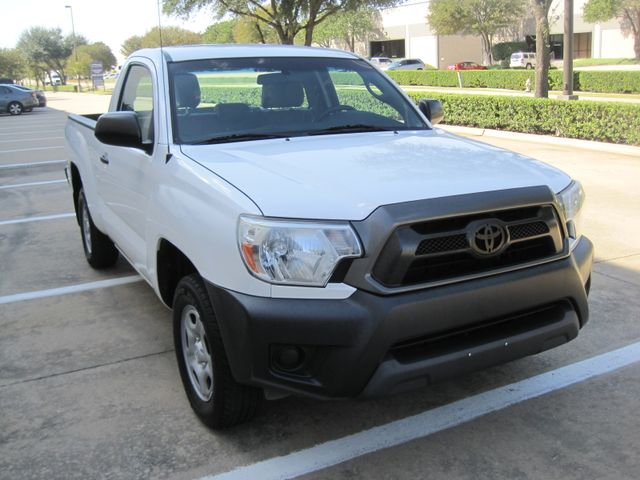 2014 Toyota Tacoma Reg Cab Automatic, 1 Owner, X/Nice, Must See Plano, Texas 1