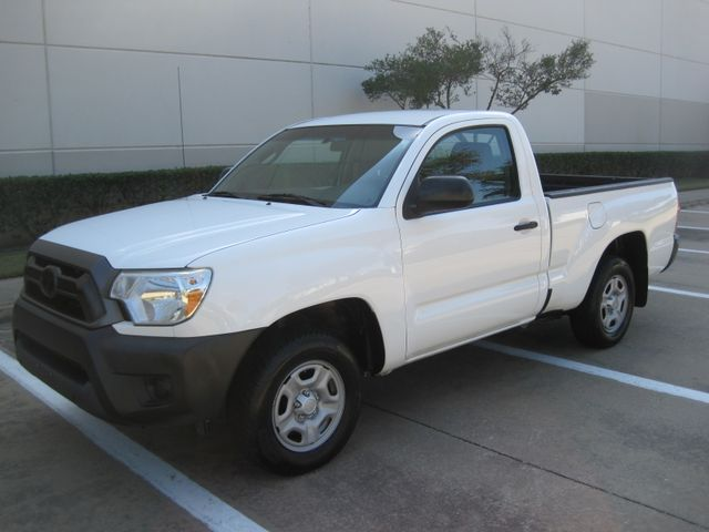 2014 Toyota Tacoma Reg Cab Automatic, 1 Owner, X/Nice, Must See Plano, Texas 4