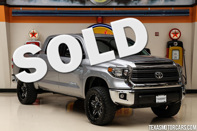 2014 Toyota Tundra SR5 This Carfax 1-Owner 2014 Toyota Tundra SR5 is in great shape with only 57