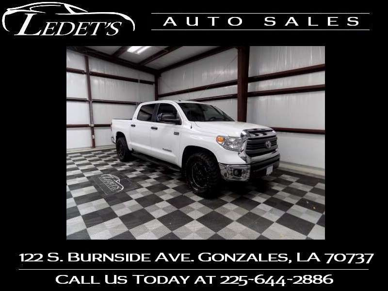 2014 Toyota Tundra SR5 - Ledet's Auto Sales Gonzales_state_zip in Gonzales Louisiana