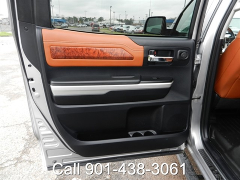 2014 Toyota Tundra 1794 4x4 Leather Sunroof Tow  in Memphis, Tennessee