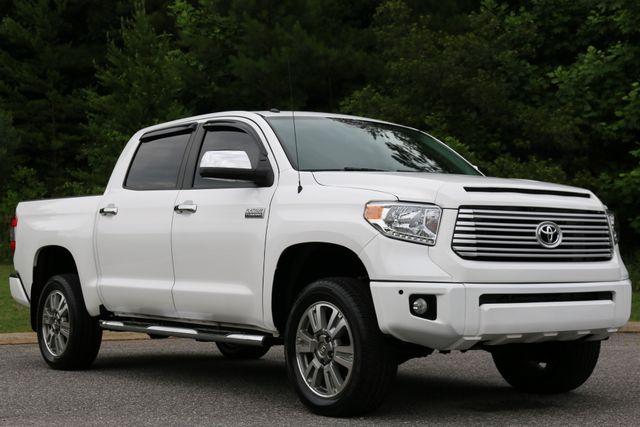 2014 Toyota Tundra Platinum Crew Max 4x4 Mooresville, North Carolina 0