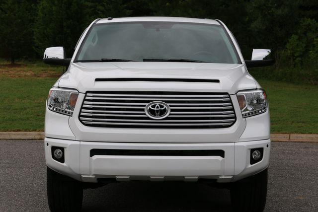 2014 Toyota Tundra Platinum Crew Max 4x4 Mooresville, North Carolina 1